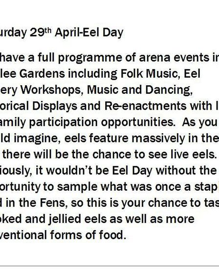 Ely Ely Festival and Ely Food and Drink Festival