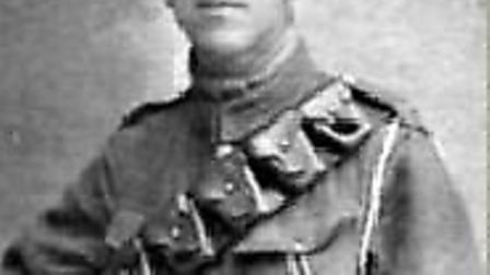 Private George William Burdett Clare was awarded the Victoria Cross in November 1917 following his d