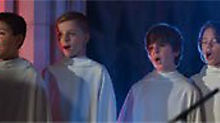 South-London based vocal group Libera will perform a concert at Ely Cathedral on Saturday April 29.