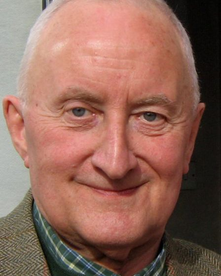 Cllr Geoffrey Woollard - refused to put on dressing gown and speak to council leader James Palmer wh