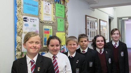 Cromwell Community College has received a gold Young Carers in Schools Award.