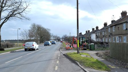 Police were called to reports of a break in at a house on Wimblington Road, March, on May 10.