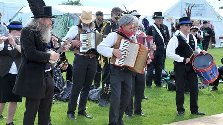 The Ely Folk Festival has been named as one of the UK's most intimate summer festivals by Hundredroo