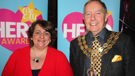 Ely Local Awards were launched The Poets' House in Ely and organiser Naomi Sherwood of MetroRod (Cam