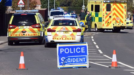 Pedestrian dies after collision involving car in Wistaria Road, Wisbech. Michael Johnson is jailed.