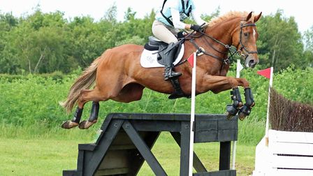 Izzy Taylor is to return to the Little Downham Horse Trials from June 2 to 4. PHOTO: Lorraine Porter