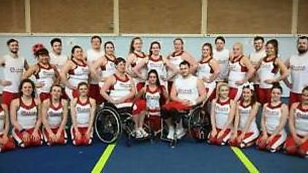Three team coaches from Affinity Cheer and Dance Soham attended the 2017 World Cheerleading Champion