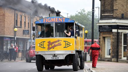 Busfest in Whittlesey. PHOTO: Ian Carter.