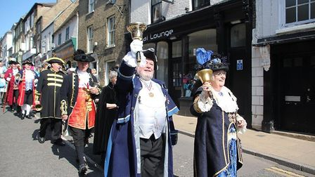 Parades, town criers, Jubilee Garden festivities, and a glorious food and drink festival. Ely's four