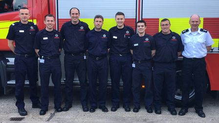 Whittlesey firefighters to celebrate 50 years in the town with fun-filled open day