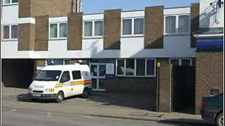 Whittlesey Police Station