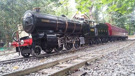 Steam trains return to Soham this Father's Day weekend - and dad's get in free!