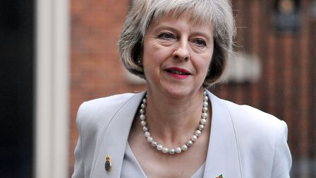 Conservative Theresa May is now Prime Minister in a hung parliament. Picture: Nick Ansell/PA