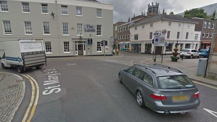 The East Cambs Access Group is looking into street clutter in Ely city centre