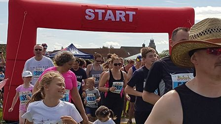 Hundreds of runners make Sutton Beast 'biggest and best yet'.