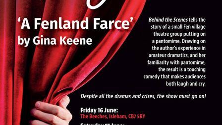Behind the Scenes: 'A Fenland Farce'.