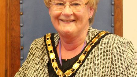 Fenland District Council chairman Kay Mayor PHOTO: FDC