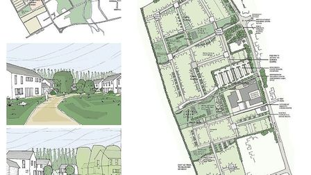 Hill and Scotsdales have submitted a planning application to East Cambridgeshire District Council fo