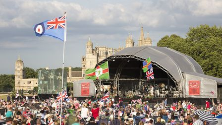 Three pairs of tickets up for grabs in Battle Proms competition.