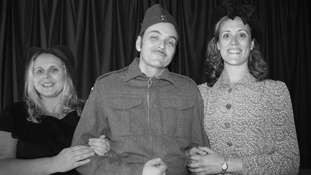 Viva's production of Dad's Army at the Brook in Soham from June 15 to 17.
