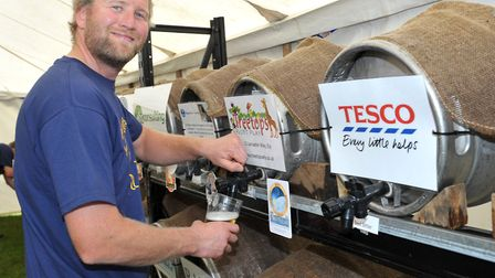 The Wilburton Beer Festival returns on June 17 and 18. Picture: Steve Williams.