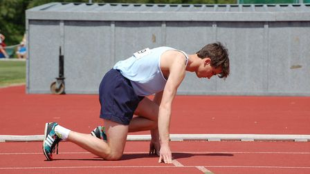 Eight King's Ely pupils competed in the Regional Prep School Athletics Championships held in Bedford