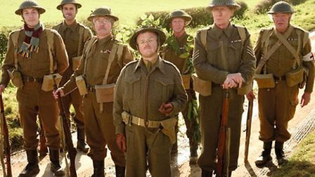 Dad's Army is one of two films that is being given dementia friendly screening at The Maltings in El