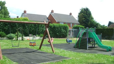 Waterlees playground in Wisbech will be the venue for a free family fun day PHOTO: Chris Stevens