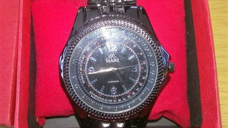 Officers investigating a burglary yesterday (Monday June 19) have recovered a watch which is believe