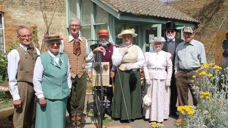 Victorian Day at Ely Museum is a step back in time. PHOTO: Mike Rouse.