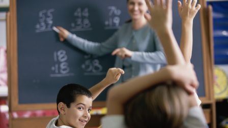 Concern over class sizes. Picture: GETTY IMAGES/PURESTOCK