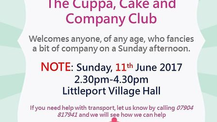 Yanna meet in Littleport - You Are Not Alone
