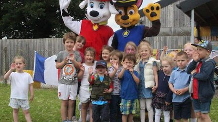Little Thetford Acorns Pre-School will open its doors this Saturday, July 1, for its third annual fa