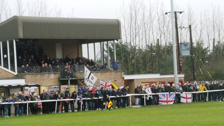 The Unwin Ground will now be known as the Ellgia Stadium.