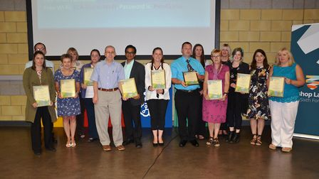 Cambridgeshire County Council hosted the inaugural #BeInspired Adult Learning and Skills Awards 2017