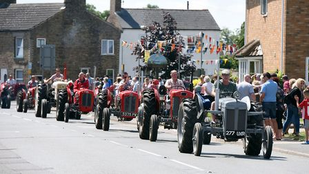 the village pulls out all the stops for Manea Gala 2017 PHOTO: Ian Carter