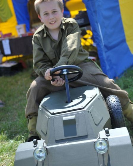 Festival of the Forties returns to March this weekend