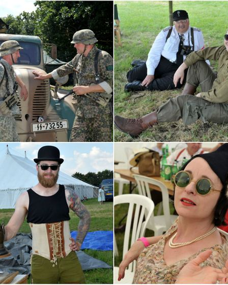 Festival of the Forties comes to March this weekend.