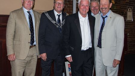 Duncan McKenzie, middle right.