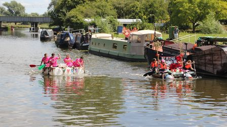 Ely Aquafest 2017. Picture: MIKE ROUSE
