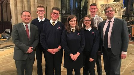 Ely College celebrates student achievement at annual presentation evening