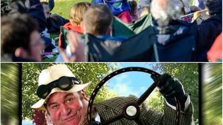 Wind in the Willows comes to Ely Cathedral on Saturday July 1.