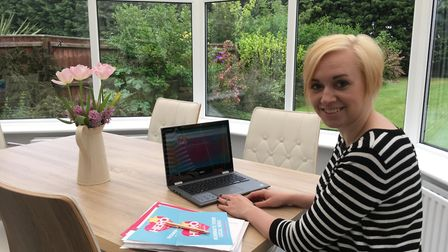 Sadie Finch, virtual assistant, collates all the entries for the first ever Ely Hero Awards. There h