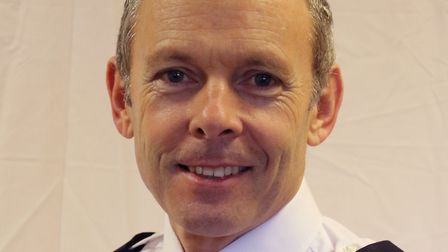 Cambridgeshire Fire and Rescue Service chief fire officer Chris Strickland