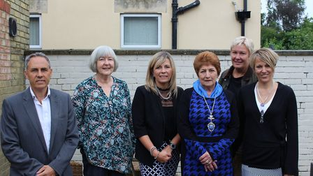 A new children's home is opened in March by charity BREAK