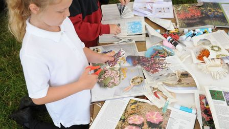 The Chatteris in Myth and Memory Celebration Day saw a years worth of arts engagement come together