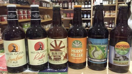 Lyn of Littleport writes about beers in her column this week (July 7).