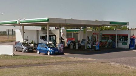 A new Co-op store will open at the petrol station on Fordham Road, Soham, on July 20. PHOTO: Google