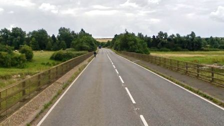 Mepal Bridge, on the A142 between Chatteris and Ely, will be closed from 8.30pm to 6.30am for a fort