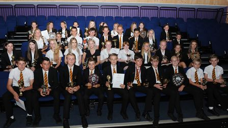 All the winners from Neale-Wade Academy's sports awards.